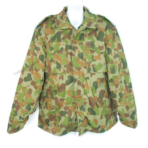 HUSS Auscam M65 Military Field Jacket DPCU