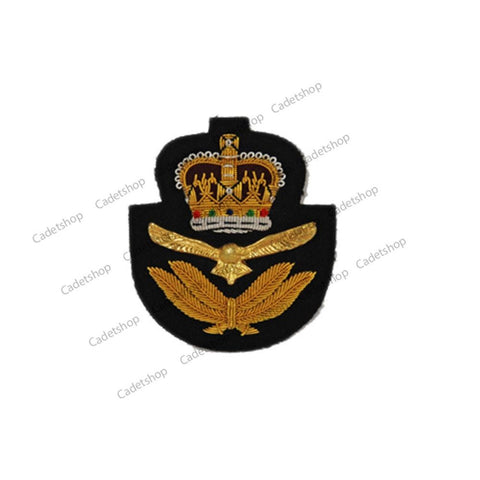 WEDGETAIL Hat Badge Air Force Officer