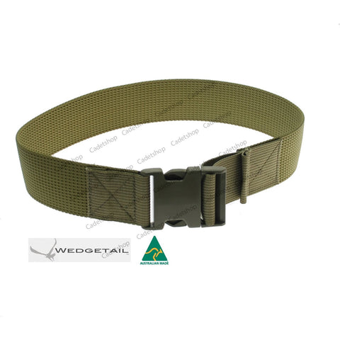 Wedgetail Military Webbing Belt