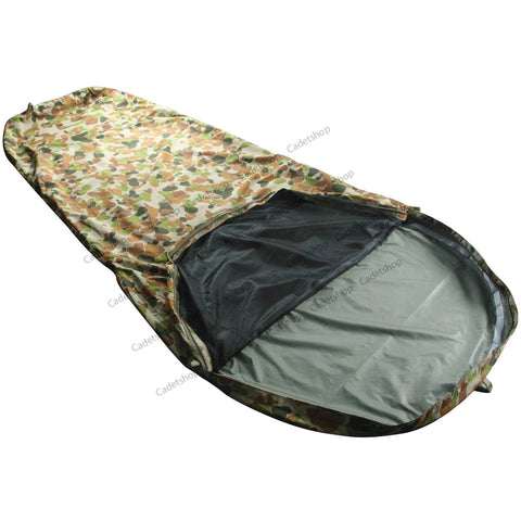 TAS Waterproof Bivvy Bag Auscam