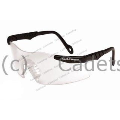 S&W Clear Lens Protective Eye Glasses