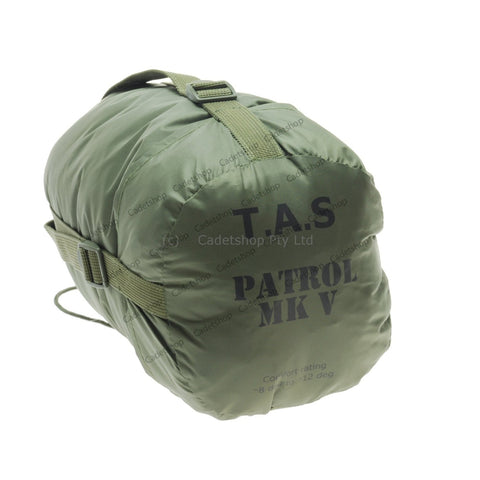 TAS Patrol MKV Mummy Sleeping Bag - 15