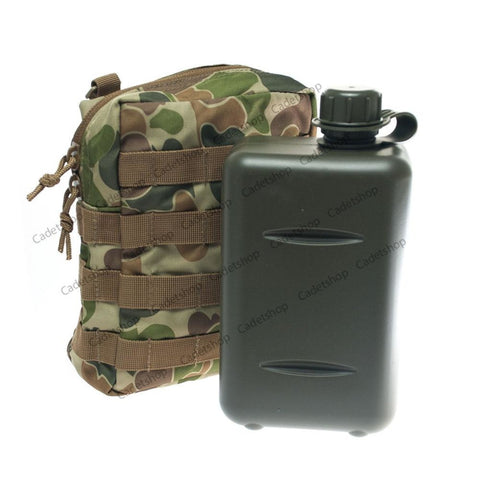 TAS 2 Lt SA Bottle Water Canteen with Cover