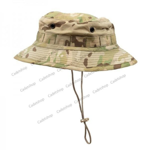 Platatac Classic Cotton Bush Hat Multicam