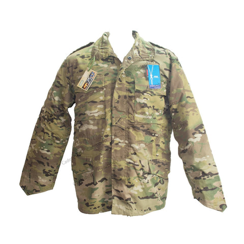 HUSS Multicam M65 Field Jacket