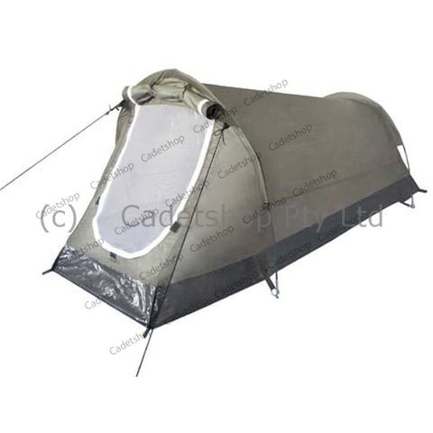 "MFH Tunnel Tent ""Schwarzenberg"" for 1 person OD green"