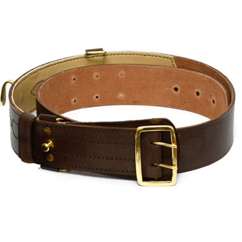 Sam Browne Belt Brown