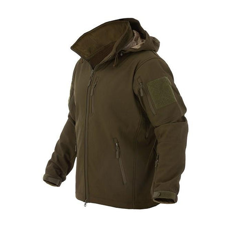 VALHALLA Soft Shell Jacket Olive