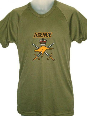 SUPPLY LINE Australian Army T-Shirt