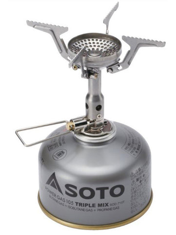 SOTO Amicus Stove without Igniter