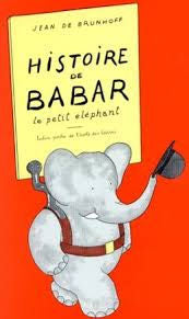 French Books - Madeleine, Babar and Chien Pourri