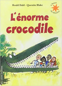 French Books - Young Readers Ages 6-12