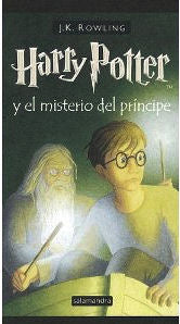 Harry Potter and Twilight in Spanish