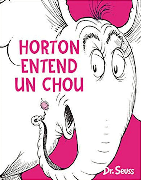 Dr. Seuss in French
