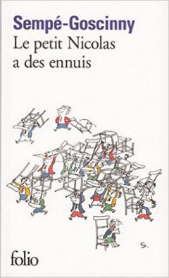 French Books - Petit Nicolas Series