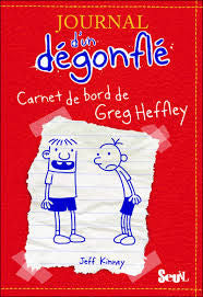 French Books - Harry Potter Diary of a Wimpy Kid and Percy Jackson