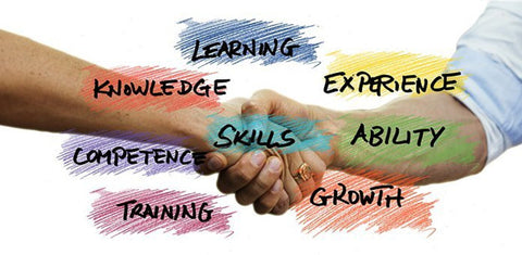 Learning Experience Ability Skills Training Growth Competence