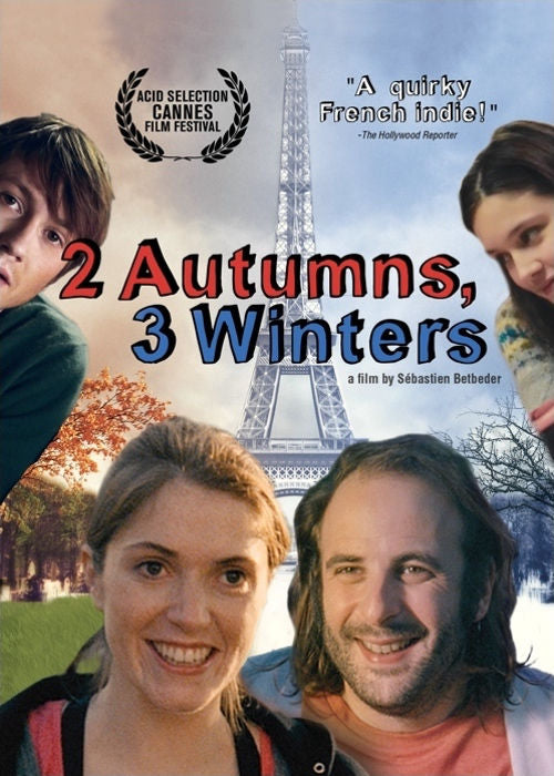 2 Autumns, 3 Winters dvd - 2013 French film directed by Sebastien Betbeder. Arman is 33 and ready to make a change, starting with a run in the park.