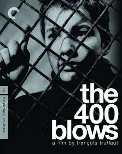 "The 400 Blow - Les 400 Coups dvd - Classic 1959 French film by François Truffaut. Truffaut's debut film established his genius and launched the series of ""Antoine Doinel"" films."