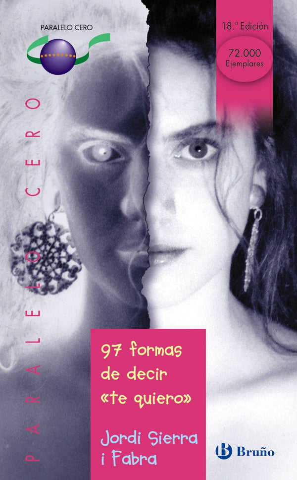 97 formas de decir te quiero by Jordi Sierra i Fabra. Cristóbal is surprised when Daniela tells him when they died 20 years ago they promised to reincarnate together.