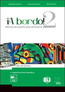 This is the student book for level 2 of this brand new Spanish textbook series for middle school (or high school).