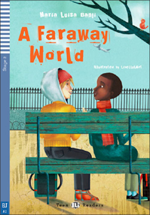 A Faraway World by Maria Luisa Banfi.  A2  'I am British, just like you!'  Marquat, born in Cardiff, but with Nigerian parents
