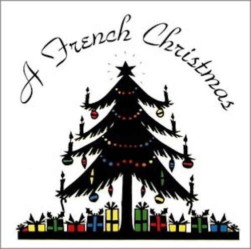 A French Christmas CD - A delightful collection of traditional songs for Christmas sung in French. The lyrics are included!