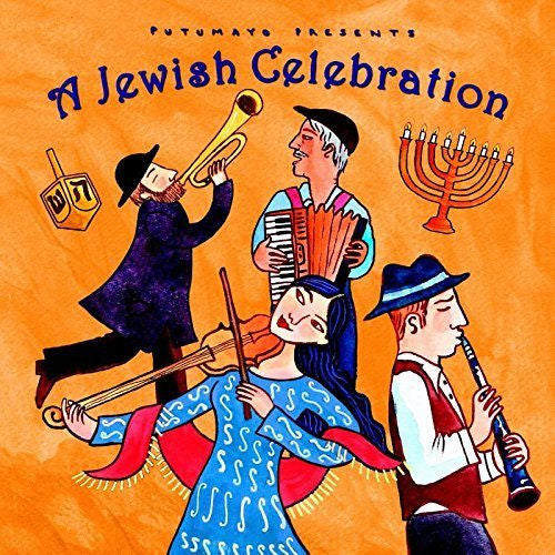 A Jewish Celebration CD - Putumayo does it again! Celebrate Hanukkah and other festive holidays with this medley of klezmer, reggae, ska and more from the Jewish diaspora. It even includes a matzoh ball recipe!