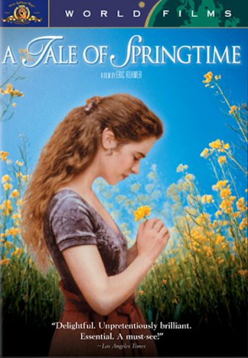 A Tale of Springtime DVD - 1990 film directed by Oscar-nominated writer/director Eric Rohmer. He delivers this 'splendid, engaging, delightful revelation' (The Village View) .
