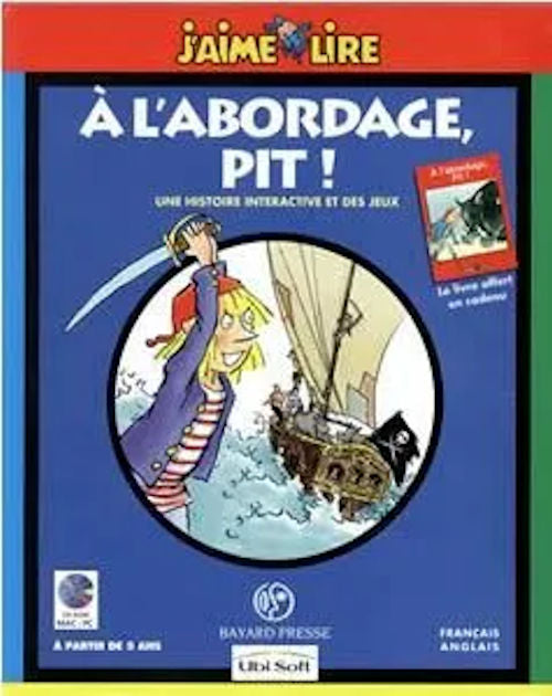 A L'Abordage Pit! (Courage Pit)