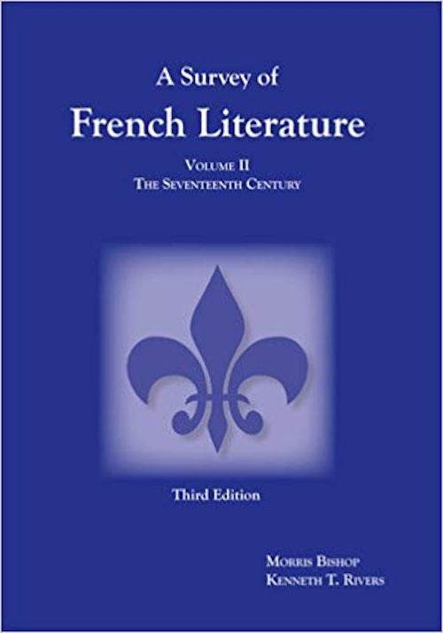 Survey of French Literature, A - Volume 2