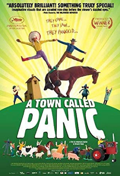 A Town Called Panic - Panique au Village DVD