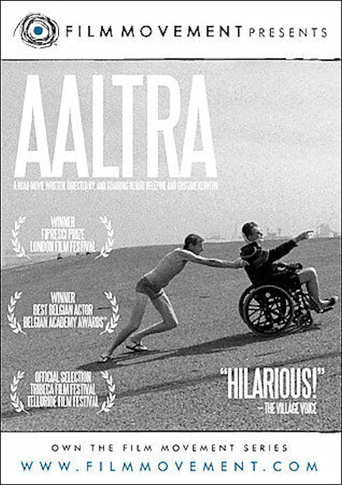 Aaltra DVD - 2004 Belgian film directed by Gustave de Kervern and Benoît Delépine. Comedians Benoît Delépine and Gustave Kervern, who wrote, directed, and co-star in this irreverent road movie