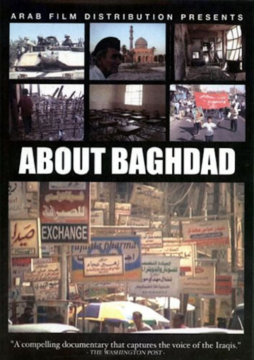 About Baghdad DVD