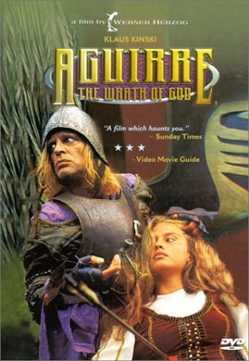 Aguirre, Wrath of God - DVD