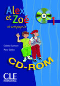 Alex et Zoé 1 CD-ROM