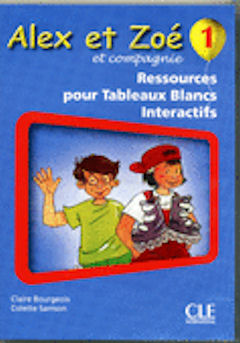 Alex et Zoé 1 CD-ROM TBI