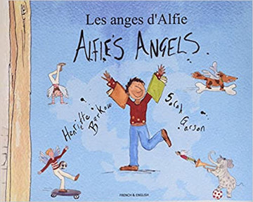 Alfie's Angels - Bilingual French Edition
