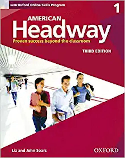 American Headway Third Edition: Level 1 Student Book With Online Skills Practice Pack
