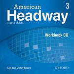 American Headway Level 3 Workbook CD CDs