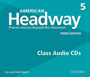 C1 - American Headway Third Edition Level 5 Class CDs