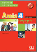 Amis et Compagnie 4 Triple CD Audio Collectif