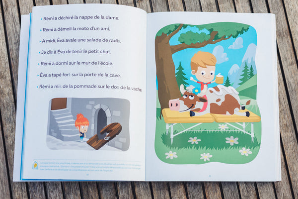 Sample Pages for Apili livre