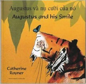 Augustus and his smile - Vietnamese edition