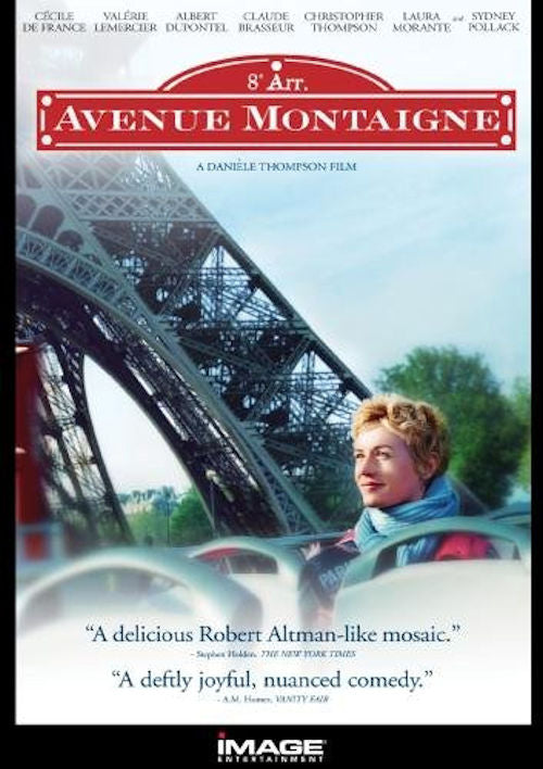 Avenue Montaigne DVD
