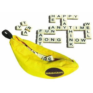 Bananagrams - English