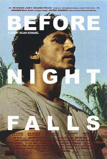 Before Night Falls DVD