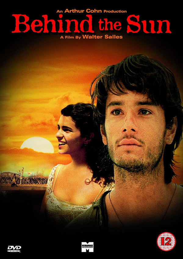 Abril Despedaçado (Behind the Sun) DVD 2001 Brazilian Portuguese film directed by Walter Salles. Nominated for a Golden Globe award for Best Foreign Film.