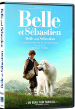Belle et Sébastien - 2013 French film by Nicolas Vanier. This beautiful remake is about a 6 year-old boy and his dog who try to foil Nazi efforts.