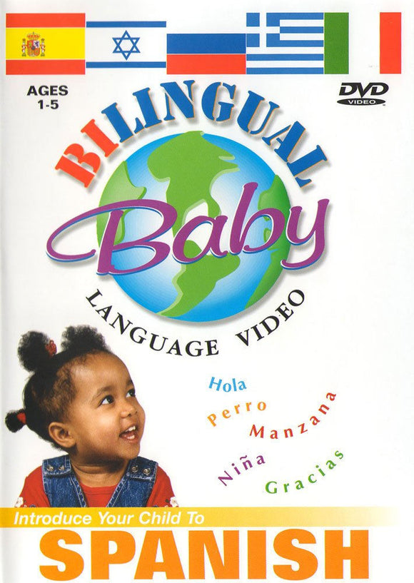 Bilingual Baby Spanish DVD Volume 2